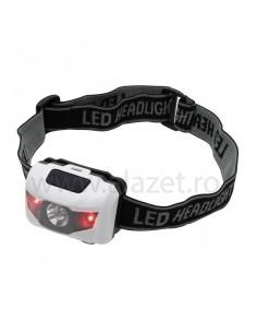 Lanterna frontala cu LED