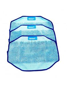 Panza din microfibra iRobot Braava pentru mop, 3 buc